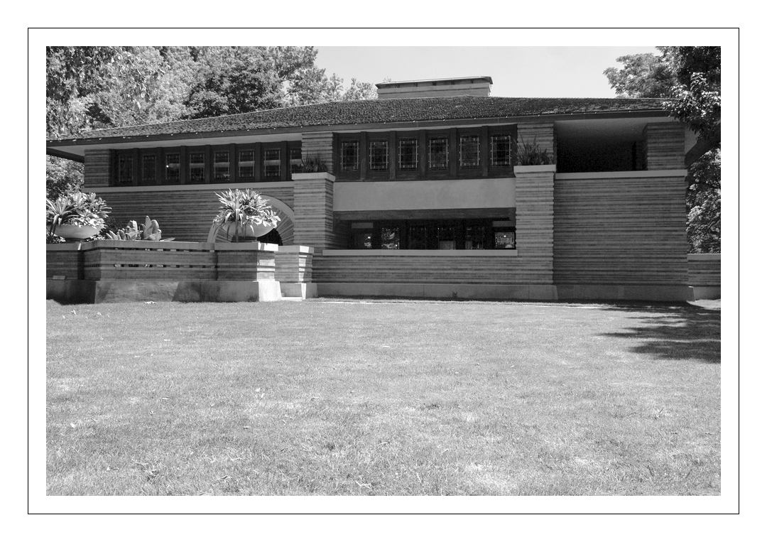 La maison d'Arthur B. Huertley (OAK I)