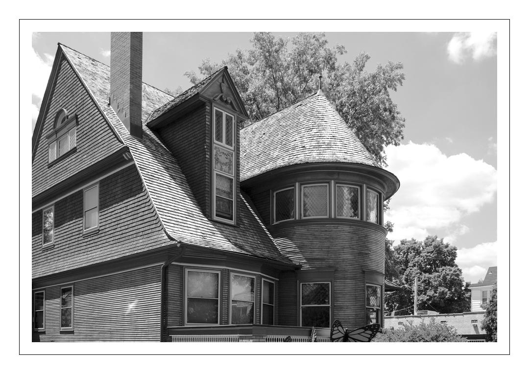 La maison de Walter M. Gale (OAK II)