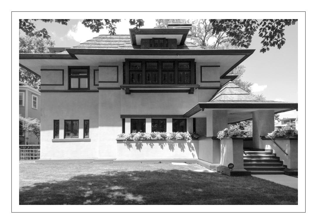 La maison d'Edward R. Hills-DeCaro (OAK III)