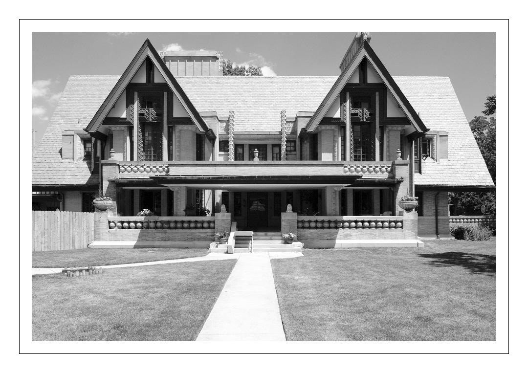La maison de Nathan G. Moore (OAK IV)
